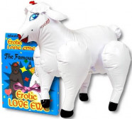 Nafukovací ovečka