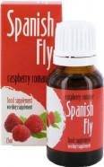 Španělské mušky 15ml - malina