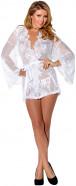 Kimono bílé.