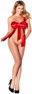 Kostým Mašle Surprise červený