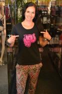 Tričko dámské slon