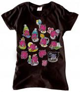 Tričko 13 slonů dámské