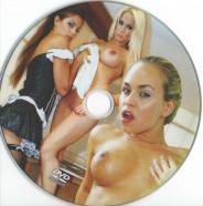 DVD Anální asistentky - disk