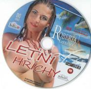 DVD Letní hříchy - disk