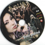 DVD Velvet - Dvojí podvod - disk