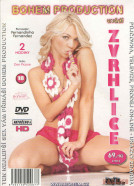 DVD Zvrhlice - obal.