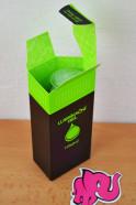 Hřejivý lubrikační gel s originální krabičkou