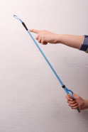 Bičík modrý 60cm