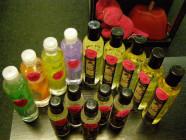 Masážní olej TOYJOY Jasmine 250 ml
