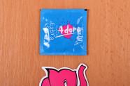 Kondom Adore – focení v prodejně Růžový Slon Havířov