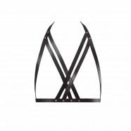 Otevřená podprsenka Bijoux Indiscrets Maze Harness