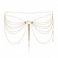 Zlatý řetízek na zadeček Bijoux Indiscrets Magnifique