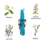 Pánský Eau Yes Amorelie parfém s feromony (50 ml)