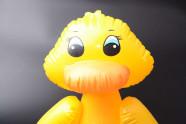 Nafukovací kačenka Mrs. Duck