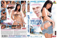 "DVD Dorcel \\\""MELISSA PURE SEX\\\"""