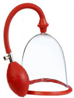 Vakuová pumpa na prsa Single