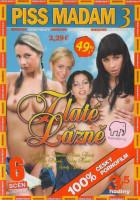 DVD Piss Madam 3 – Zlaté lázně
