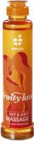Swede pomerančovo-meruňkový masážní olej (200 ml)