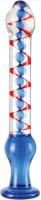 Skleněné dildo Icicles No. 22 (22 cm)