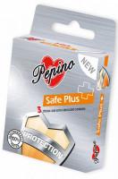 Pepino Safe Plus – zesílené kondomy (3 ks)