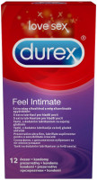 Durex Feel Intimate – tenké kondomy (12 ks)