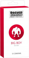 Secura Big Boy – XL kondomy (12 ks)