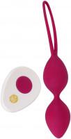 Vibrační Venušiny kuličky na dálkové ovládání Love Balls + dárek dezinfekce Toycleaner 75 ml