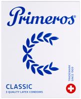 Primeros Classic – klasické kondomy (3 ks)