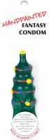 ERCO Christmas Tree žertovný kondom