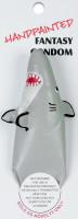 ERCO Shark žertovný kondom