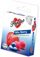 Pepino Mix Berry – ochucené kondomy (3 ks)