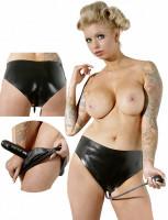 LateX kalhotky s nafukovacím dildem Verona