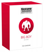 Secura Big Boy – XL kondomy (100 ks)