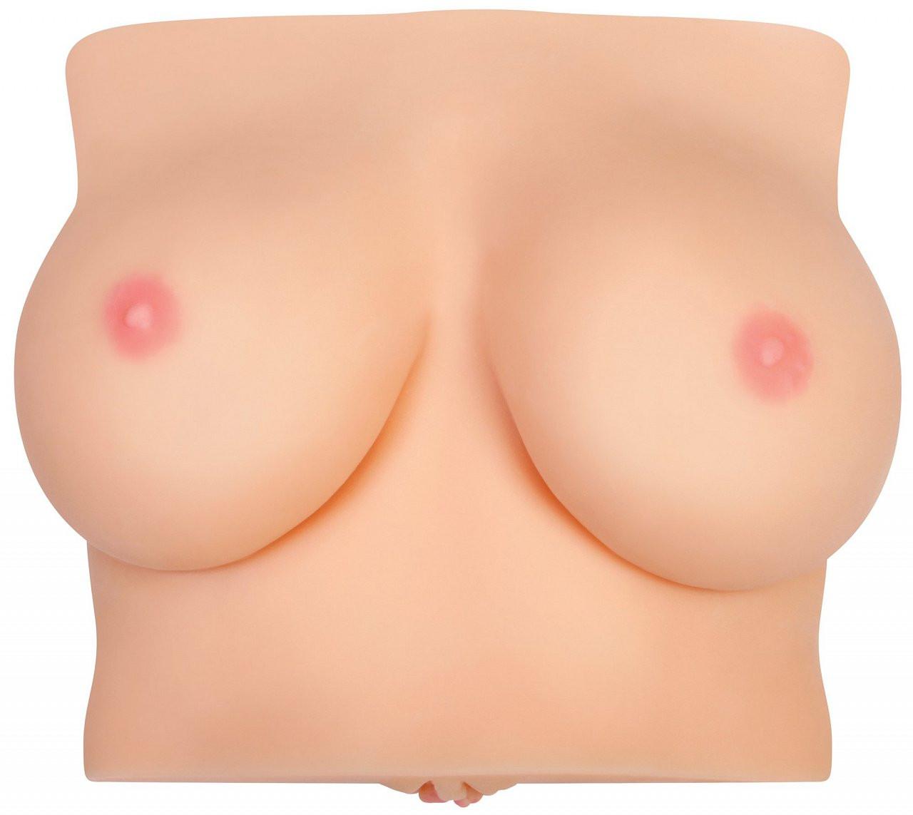 Masturbátor Kendra Lust – prsa s vaginou