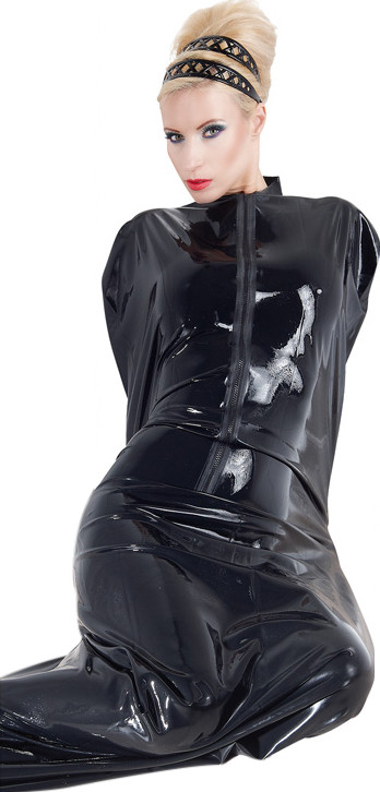 LateX vak Sweat Bag