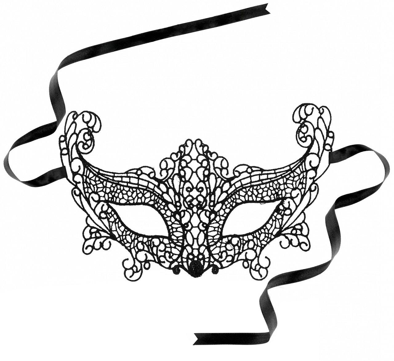 Maska na oči Brigitte